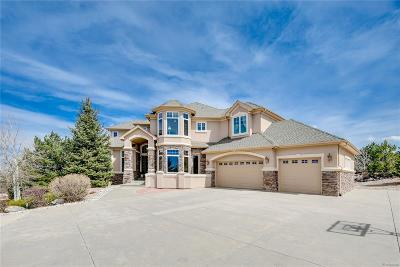 Castle Pines CO Single Family Home Active: $1,375,000