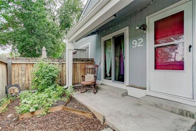 Lakewood Condo/Townhouse Under Contract: 2557 South Dover Street #92