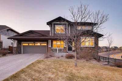 Beacon Point Single Family Home Under Contract: 6175 South Millbrook Way