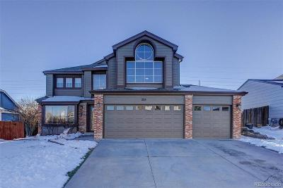 Castle Rock CO Single Family Home Active: $419,000