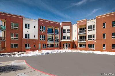 Denver Condo/Townhouse Active: 4885 South Monaco Street #108