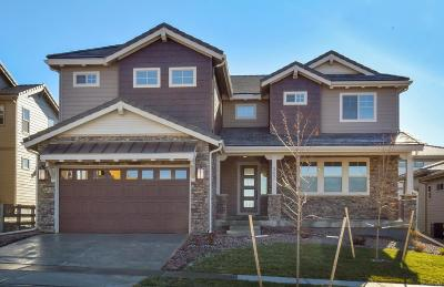 Broomfield Single Family Home Active: 3656 Middle Peak Drive