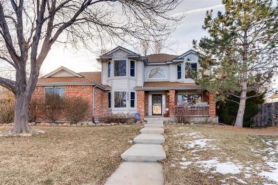 Centennial Single Family Home Under Contract: 20956 East Berry Avenue