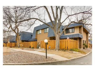 Condo/Townhouse Sold: 7995 East Mississippi Avenue #F8