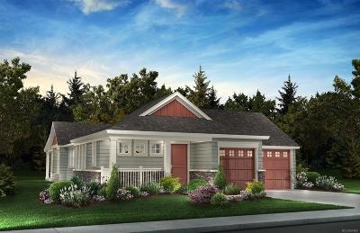 Castle Rock Single Family Home Active: 176 Calhoun Circle