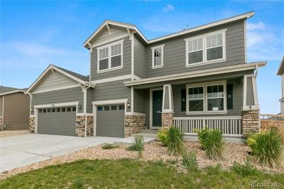 Castle Rock Single Family Home Active: 7335 Oasis Drive