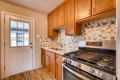 Denver Condo/Townhouse Sold: 1632 East 30th Avenue