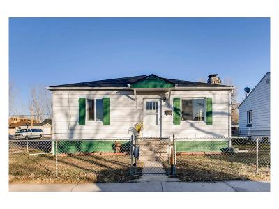 Englewood Single Family Home Under Contract: 2800 South Cherokee Street