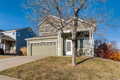 Douglas County Single Family Home Active: 11115 Glacier Park Circle