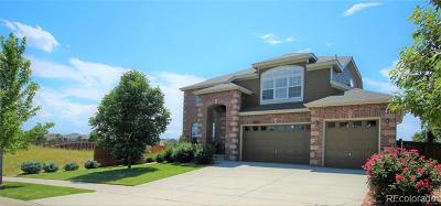Parker Single Family Home Active: 11941 Silvertop Circle