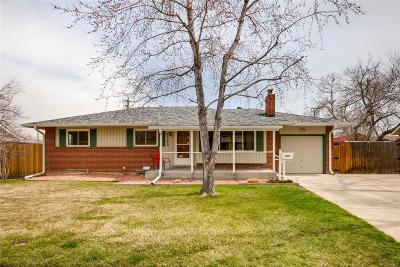 Golden Single Family Home Under Contract: 2180 Braun Drive