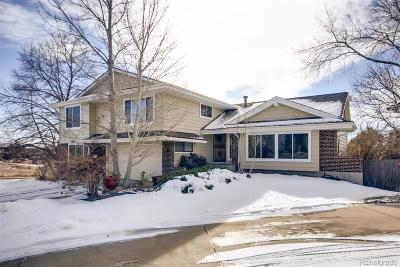 Denver Single Family Home Under Contract: 3031 South Irving Street