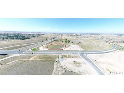 Parker Residential Lots & Land Active: 8797 South Chambers Road