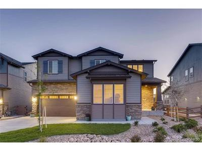 Aurora Single Family Home Active: 7865 Grand Baker Street