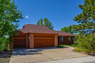 Castle Rock Single Family Home Active: 3653 Soaring Eagle Court