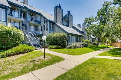 Aurora Condo/Townhouse Active: 12444 East Tennessee Circle #B