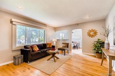 Thornton Single Family Home Under Contract: 9371 Gail Court