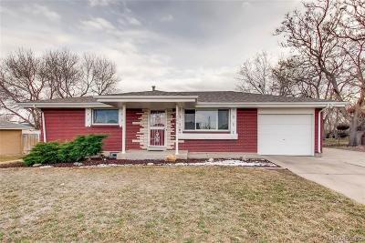 Thornton Single Family Home Active: 286 Starlight Road