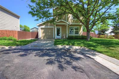 Thornton Single Family Home Under Contract: 5133 East 100th Court