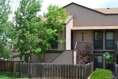 Boulder Condo/Townhouse Under Contract: 604 Tantra Drive #F