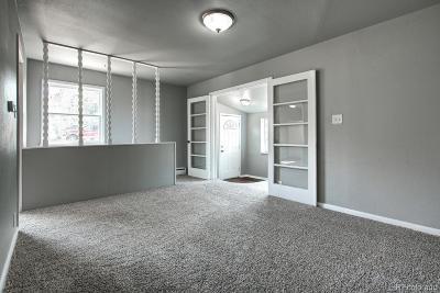 Denver Single Family Home Under Contract: 1580 South Shoshone Street