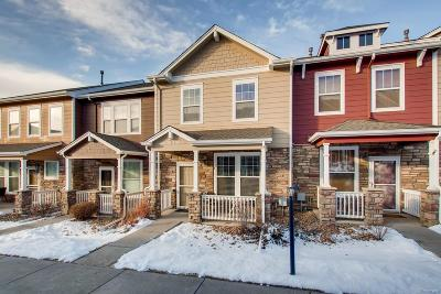 Thornton Condo/Townhouse Active: 13628 Garfield Street #C