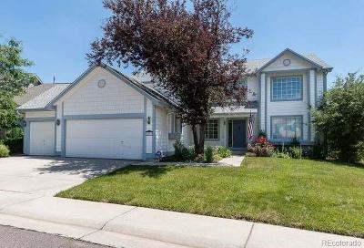 Highlands Ranch Single Family Home Active: 9272 Sand Hill Trail