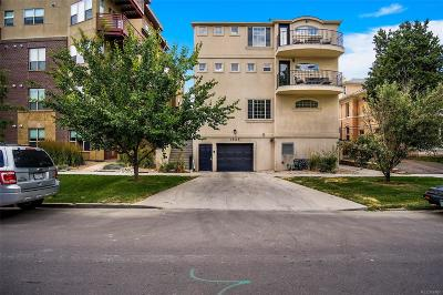 City Park, City Park North, City Park South, City Park West Condo/Townhouse Active: 1865 North Gaylord Street #B