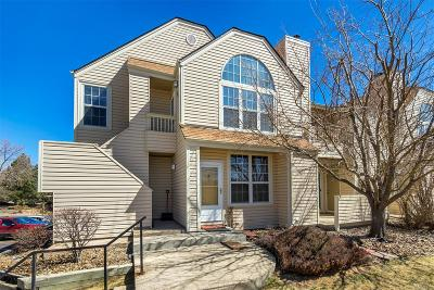 Lakewood Condo/Townhouse Under Contract: 999 South Miller Street #202