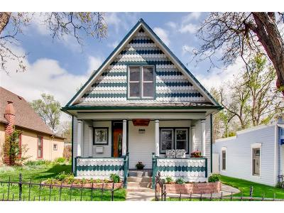 Lafayette Single Family Home Active: 203 East Cleveland Street