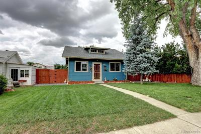 Frederick Single Family Home Active: 243 East 4th Avenue