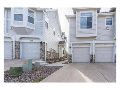 Highlands Ranch Condo/Townhouse Active: 1339 Carlyle Park Circle