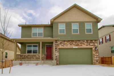 Castle Rock Single Family Home Active: 4357 Sidewinder Loop