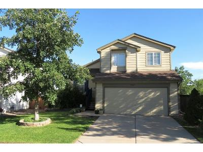 Highlands Ranch CO Single Family Home Under Contract: $349,500