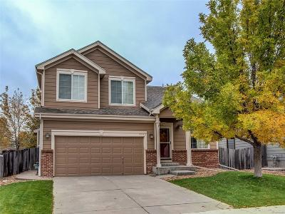 Parker Single Family Home Under Contract: 5223 Creek Way