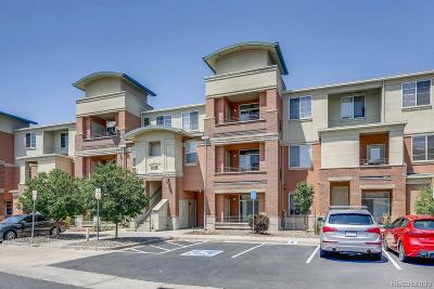 Denver Condo/Townhouse Active: 4100 Albion Street #304