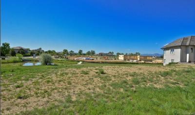 Longmont Residential Lots & Land Active: 4126 Heatherhill Circle