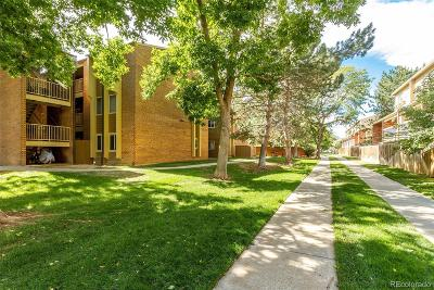 Boulder Condo/Townhouse Active: 3393 Madison Avenue #W230
