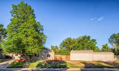 Denver Single Family Home Active: 3092 South Grape Way