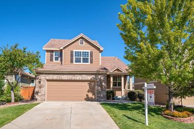 Castle Rock Single Family Home Active: 2922 Penstemon Way