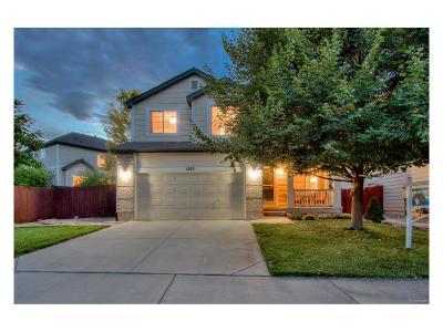 Longmont Single Family Home Under Contract: 1203 Ptarmigan Drive