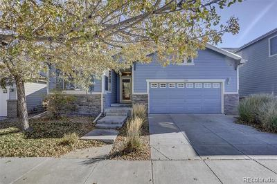 Commerce City Single Family Home Active: 12144 Joplin Street
