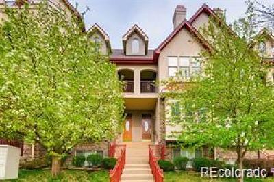 Denver CO Condo/Townhouse Sold: $750,000