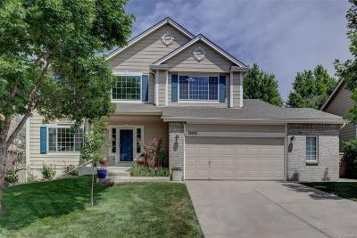 Thornton Single Family Home Active: 13242 Pennsylvania Street