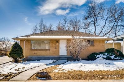 Arvada Single Family Home Active: 7404 West 68th Avenue