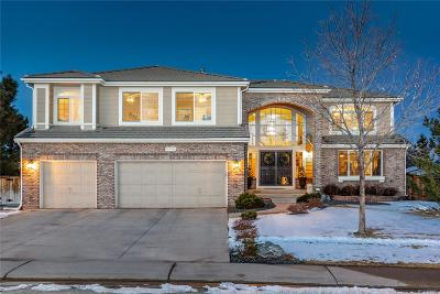 Highlands Ranch Single Family Home Under Contract: 10086 Wyecliff Drive