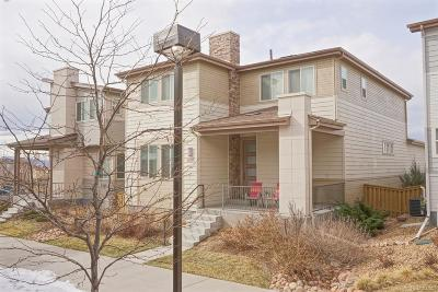Highlands Ranch Single Family Home Under Contract: 9759 Dunning Circle