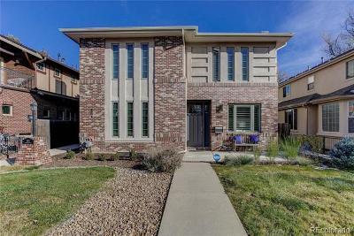 Denver CO Single Family Home Active: $1,099,000