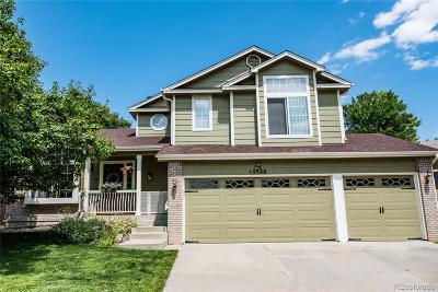 Broomfield Single Family Home Active: 13346 Briarwood Drive