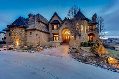 Highlands Ranch Single Family Home Active: 1072 Michener Way